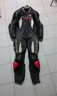 Clover race suit