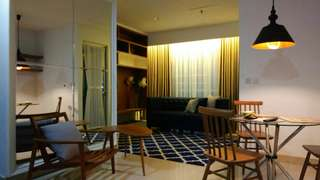 Di jual unit apartemen Sahid Sudirman Residence Full Furnish