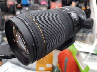 Used item Sigma 180mm f3.5 Apo Macro DG HSM (canon)95% New rm1500