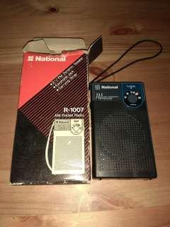 AM Pocket Radio