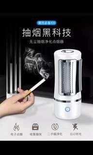 無塵吸煙神寵Ⅲ--車載室內煙民必備