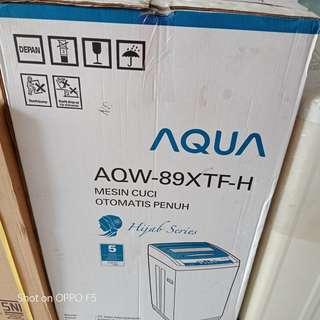 Kredit kilat mesin cuci aqua tanpa kartu kredit