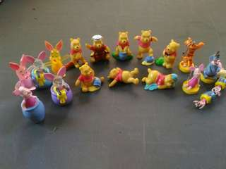 Take all Winnie the Pooh Collection
