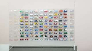 玩具車仔膠箱