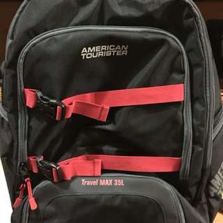 American Tourister Travel Max Back Pack