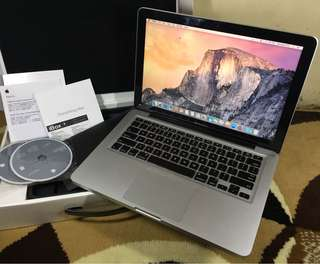"Macbook Pro 13"" Mid 2010 FULLSET & PERFECT"