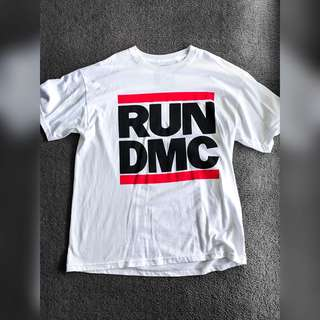 Run DMC Shirt- Big Logo