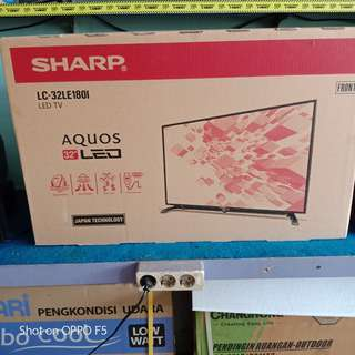Tv led sharp dikredit tanpa kartu kredit