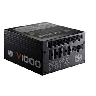 Cooler Master 1000W V Series 80+ Gold Power Supply - SKU: RSA00-AFBAG1-AU