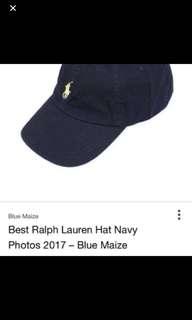Ralph Lauren polo Cap hat