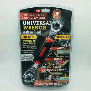 #043 Universal Wrench