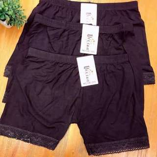Cycling with lace (3pcs)