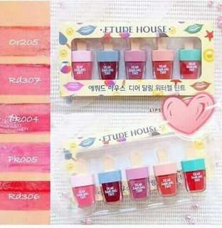 Dear Darling Lip Set