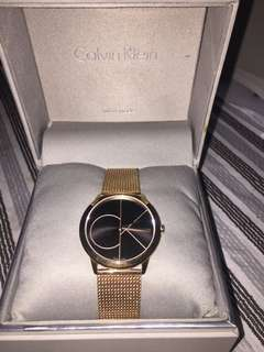 AUTHENTIC CALVIN KLEIN WATCH