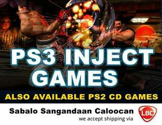 Ps3 Inject Games