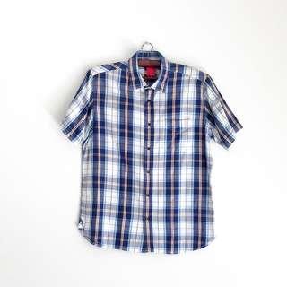Tartan Men Shirt | Kemeja Kotak-Kotak
