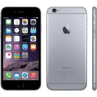 香港行貨 Iphone 6 128g 太空灰
