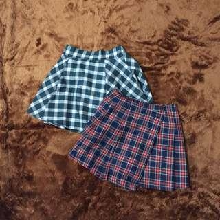 Japanese skirts