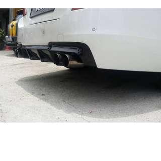 BMW F10 Versteiner PP Diffuser