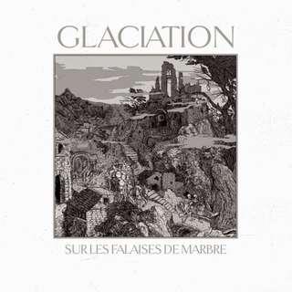 NM Glaciation Sur Les Falaises De Marbre record vinyl metal LTD OSMOSE PROD