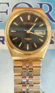 Jam tangan citizen jadul