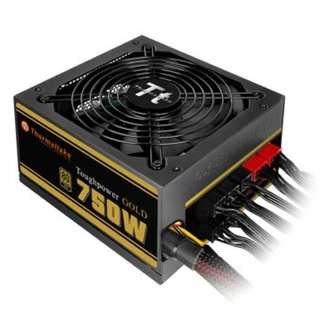 Thermaltake Toughpower 750W 80+ Gold Modular Power Supply - SKU: PS-TPD-0750MPCGAU-1