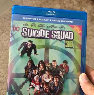 (CHEAPEST) Suicide Squad EXTENDED CUT Blu-ray