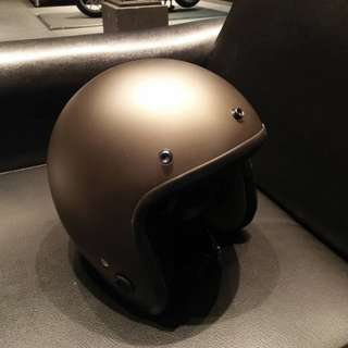 Helm dark brown SNI
