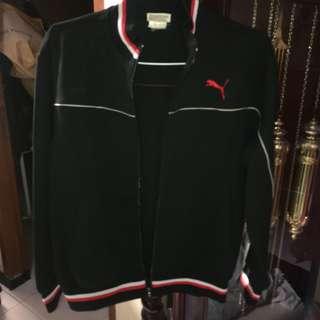 Unisex's puma jacket