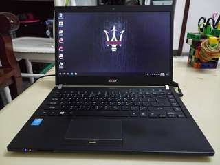 Acer Thin i5/win10/4Gb/500Gb hdd/14.5inch