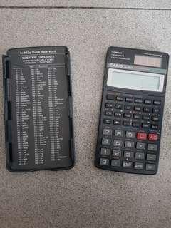 Casio fx-992s VPAM Calculator