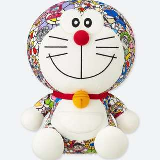 doraemon murakami plush toy