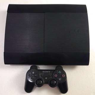 PS3 Super Slim 500 GB