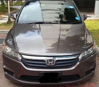 Honda Stream Rn6