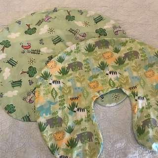 Boppy pillow covers (2pcs)