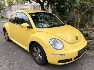 Volkswagen Beetle 1.6A