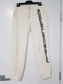 Abercrombie and Fitch Tracksuit Pants Size S