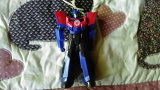 Transformers RID optimus prime
