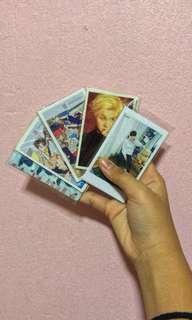 [WTS]BTS lomo cards