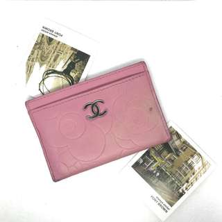 chanel cardcase