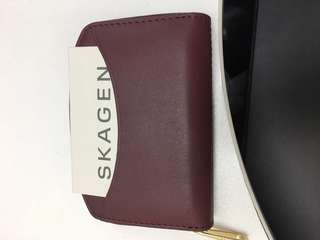 Skagen coins bag