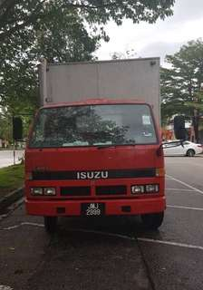 Lorry Isuzu 1997