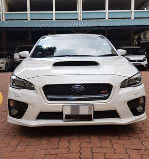 Subaru WRX 2.5 Manual STI