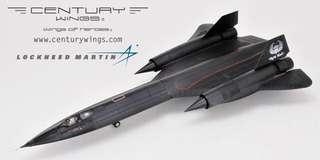 Blackbird SR71 + Spitfire Mk9