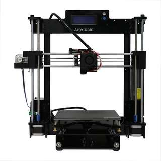 ✨ Perfect Operation✨ | Negotiatable | Anycubic prusa i3 2nd-hand 3d printer + upgraded