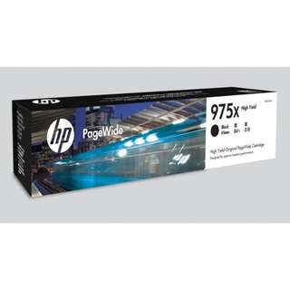 L0S09AA - HP 975X High Yield Black Original PageWide Cartridge