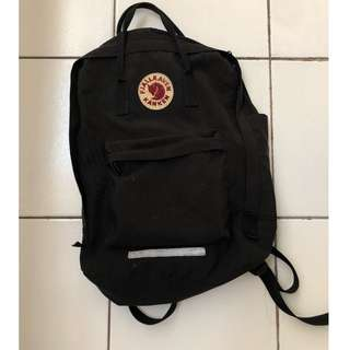 Big Kanken Fjallraven Black