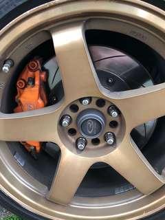 D1 Spec Brake Kit