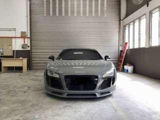 Audi R8 QUOTRO 4.2 V8 Carbon