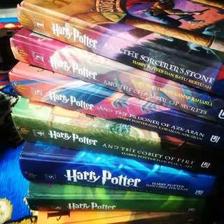 Harry Potter Hard Cover